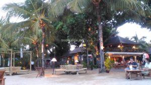 バリ島サヌール タンジュンサリホテル